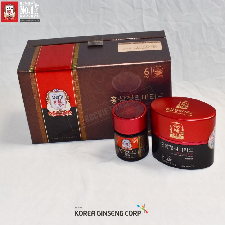 Cao địa sâm Cheong Kwang Jang (KGC) Hàn Quốc