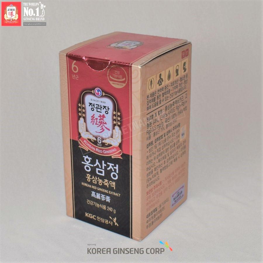Cao hồng sâm KGC - Cheong Kwan Jang 240g nhập khẩu Hàn Quốc