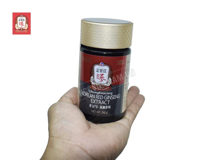 hồng sâm chất lượng và là thương hiệu đã được khẳng định về chất lượng