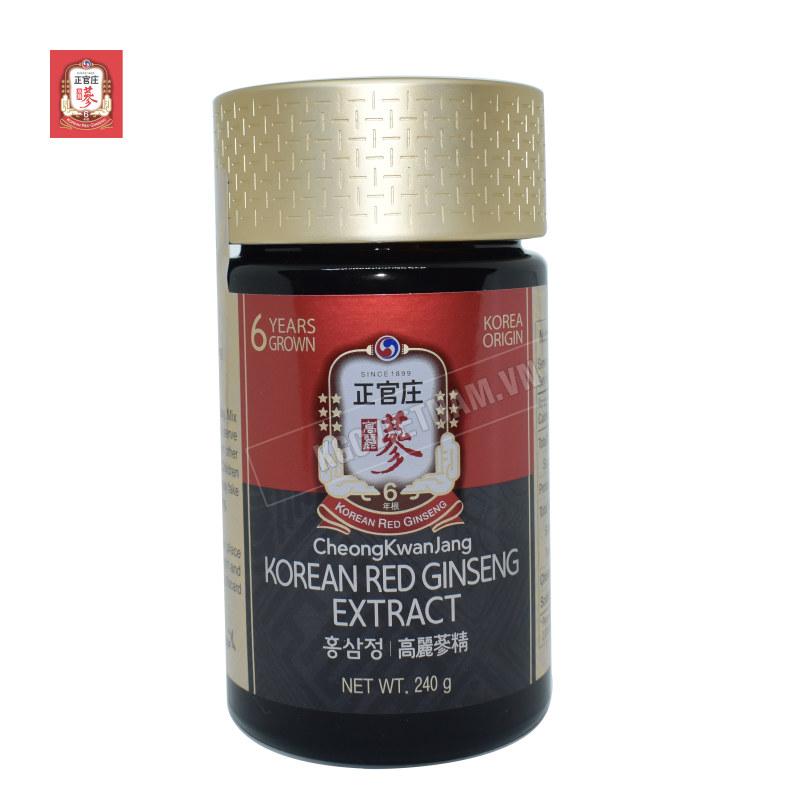 Cao hồng sâm Cheong Kwan Jang 240g nhập khẩu ✅ kgc việt nam ✅ cheong kwan jang