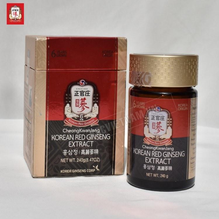 cao hồng sâm cheong kwan jang 240gr