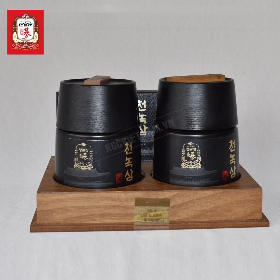 cao hồng sâm nhung hươu kgc - cheong kwan jang 180gr x 2
