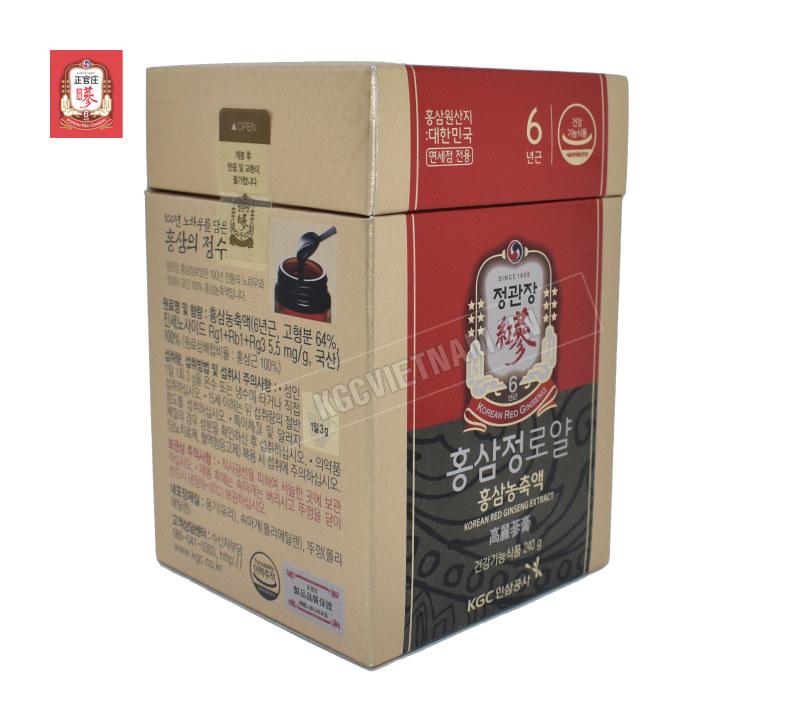 Cao hồng sâm Cheong Kwan Jang Royal 240g ✅ cheong kwan jang ✅ kgc