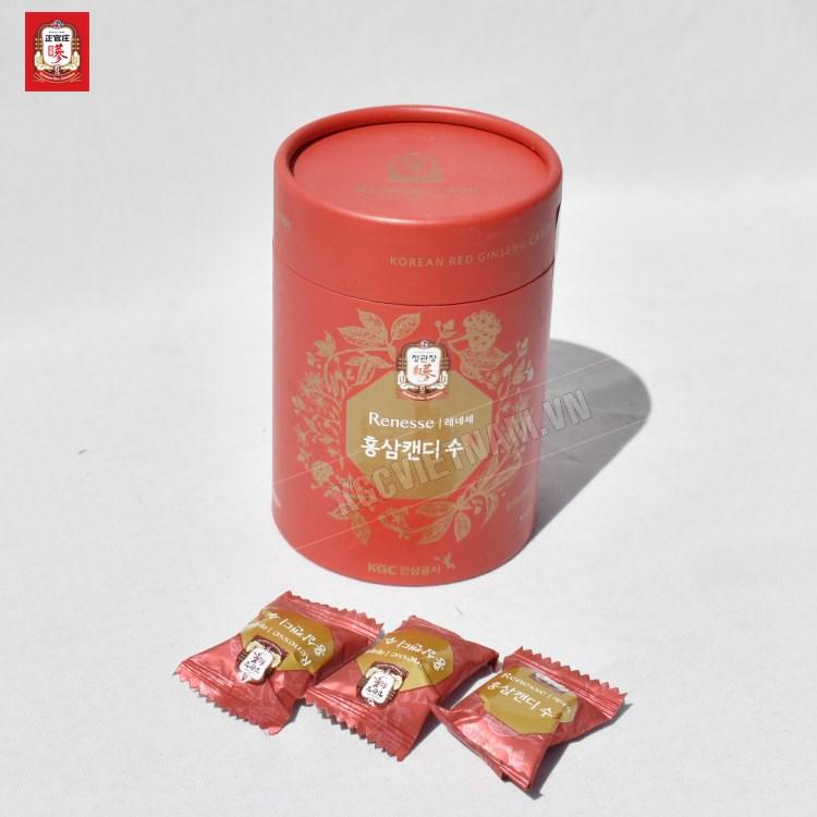 Kẹo Hồng Sâm Chính Phủ KGC Hàn Quốc 120g