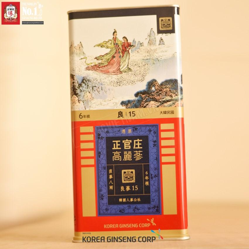 Hồng sâm củ khô KGC Hàn Quốc 300g số 15