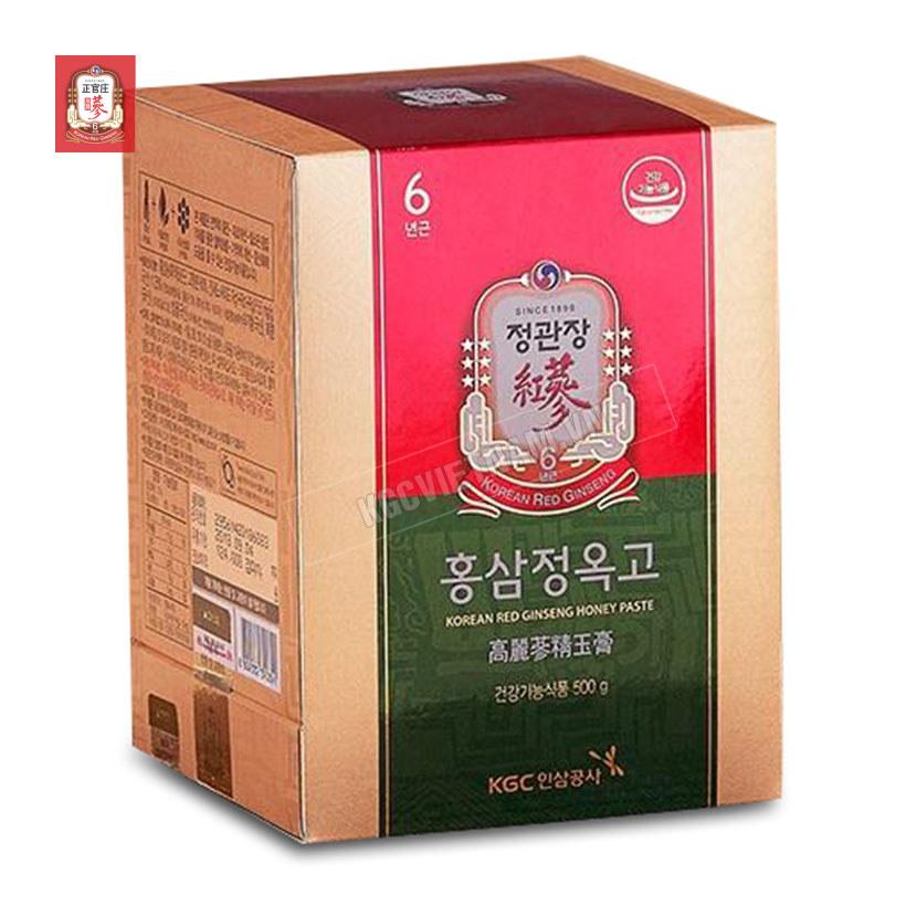 Tinh chất hồng sâm mật ong Cheong Kwan Jang - KGC 500g ✅ KGC Việt Nam ✅ cheong kwan jang