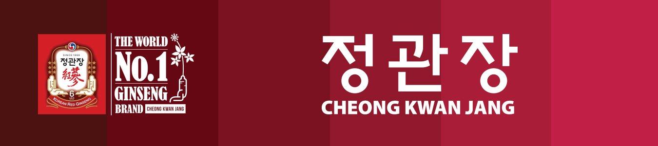 Banner thương hiệu kgc - cheong kwan jang