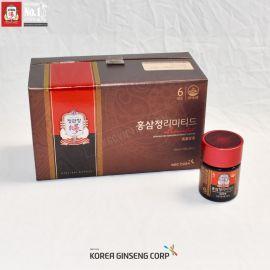 Cao địa sâm Cheong Kwan Jang - Kgc 100g x 3 lọ mẫu mới 2019