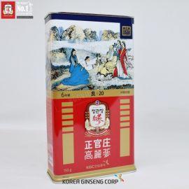 Hồng Sâm Củ Khô KGC Hàn Quốc 150 gam 7 củ số 20