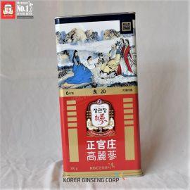 Hồng sâm củ khô KGC Hàn Quốc 300g số 20