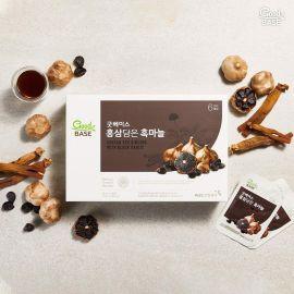 Nước hồng sâm GoodBase Tỏi Đen KGC Cheong Kwan Jang 50ml x 30 gói