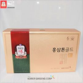Nước hồng sâm Tonic Gold KGC 40ml x 30 gói