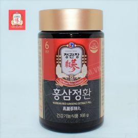 Viên hồng sâm KGC 168g ( Korean Red Ginseng Extract Pill ) Hàn Quốc