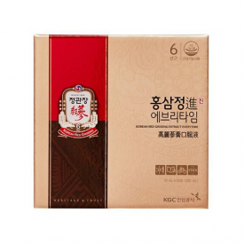 Nước hồng sâm KGC Hàn Quốc EveryTime New 30 gói