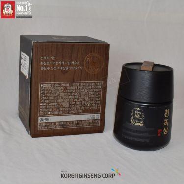 Cao Hồng Sâm Nhung Hươu Chính Phủ KGC Hàn Quốc 180g x 1 lọ