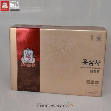 Trà Hồng Sâm Chính Phủ Cheong Kwan Jang Hàn Quốc 3g x 100 Gói