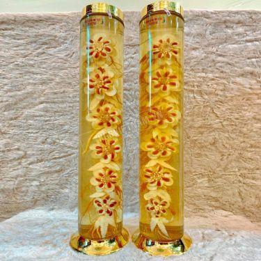 Bình rượu hoa sâm 11L bình trụ số 44