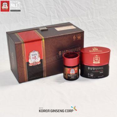 Cao địa sâm Cheong Kwang Jang (KGC) Hàn Quốc 100g x 3 lọ