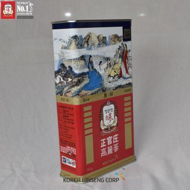 Hồng Sâm Củ Khô KGC Hàn Quốc 10 củ 150g số 30
