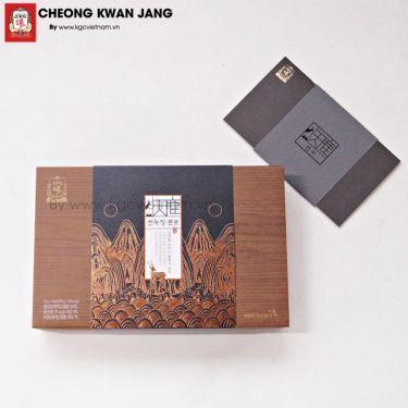 Nước hồng sâm nhung hươu KGC Cheong Kwan Jang Cheon Nok 10g x 30 gói