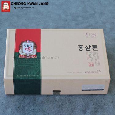 Nước Hồng Sâm Nguyên Chất Cheong Kwan Jang Hàn Quốc 50ml x 30 Gói