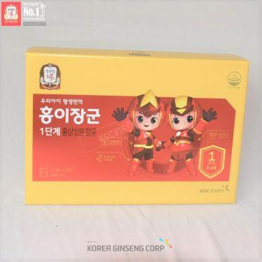 Nước hồng sâm chính phủ KGC Hàn Quốc dành cho trẻ em 30 gói số 1