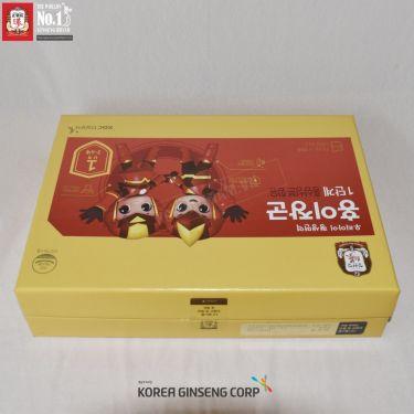 Nước hồng sâm chính phủ KGC Hàn Quốc dành cho trẻ em 30 gói số 1Nước hồng sâm chính phủ KGC Hàn Quốc dành cho trẻ em 30 gói số 1