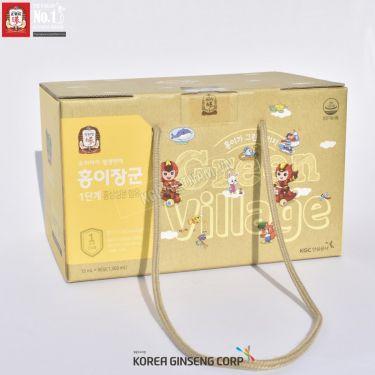 Nước hồng sâm trẻ em KGC Cheong Kwan Jang 15ml x 90 gói số 1 mẫu mới 2021