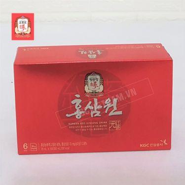 Nước hồng sâm Won KGC Cheong Kwan Jang Hàn Quốc 70ml x 30 gói