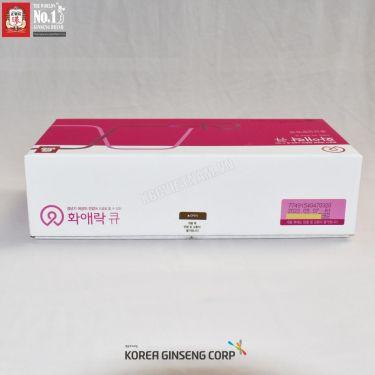 Viên hồng sâm dành cho phụ nữ KGC Hwa Ae Rak Q 500mg x 120 viên