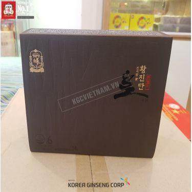 Viên hồng sâm linh đan KGC Cheong Kwan Jang Hwang jin Dan 4g x 12 viên