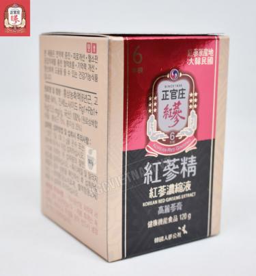 Cao hồng sâm KGC chính phủ Hàn Quốc 120g - Cheong Kwan Jang